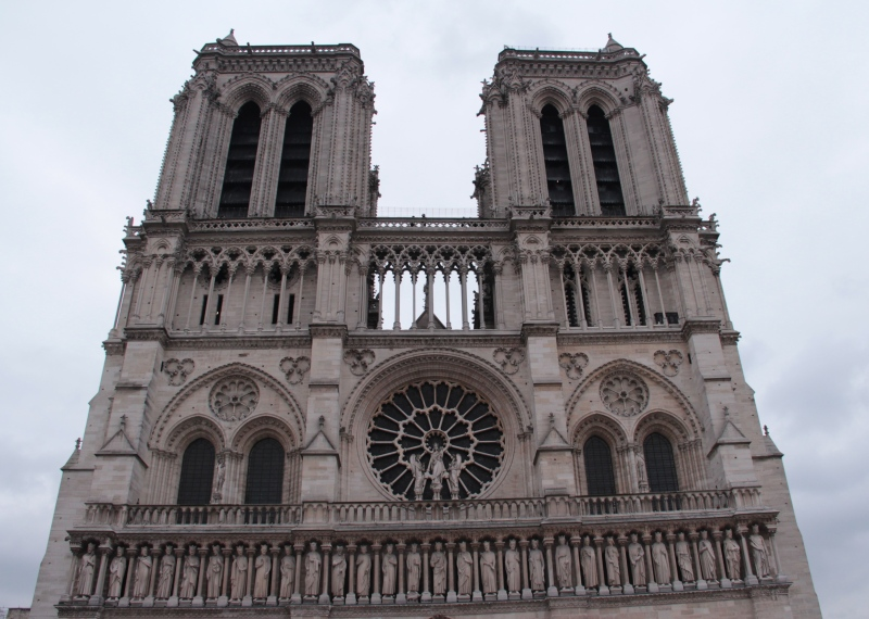 Famous façade